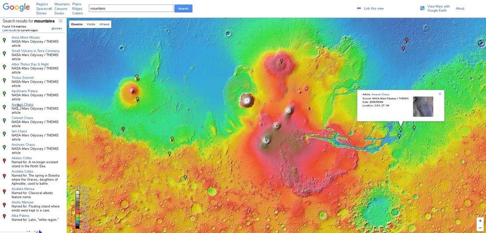 google-maps-mars-berge