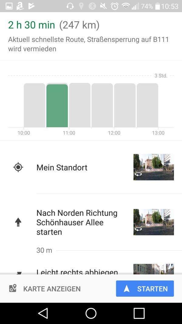 Stau Karte.Google Maps Stau Anzeigen So Geht S