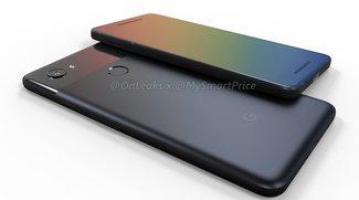 Authentische Renderbilder: So schön sieht das Google Pixel 2 XL aus
