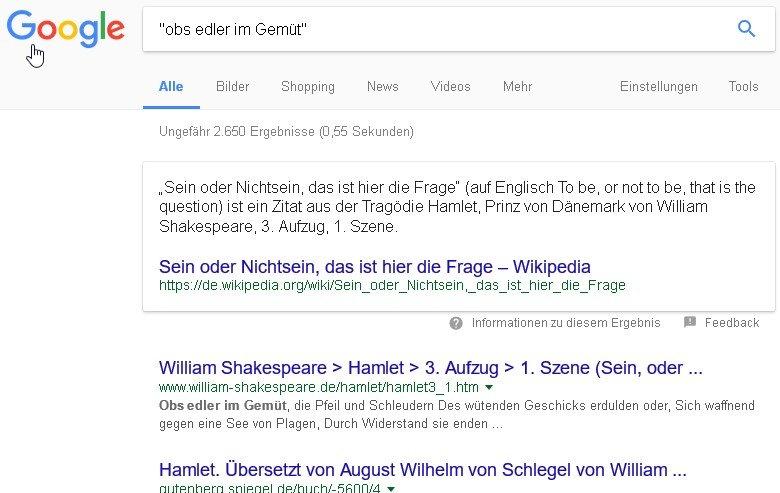 google-suche-phrasen