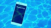 Ist das Huawei P10 wasserdicht?