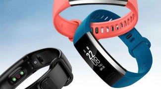 Huawei Band 2 Pro: Neue Fitnesstracker messen Atmung und Ausdauer