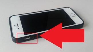iPhone lautlos stellen mit und ohne Schalter - so geht's