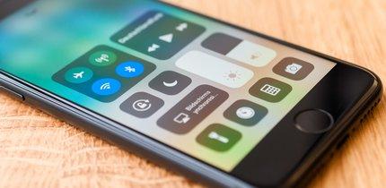iOS 11 für iPhone und iPad: 10 Design-Fehler der neuen Software