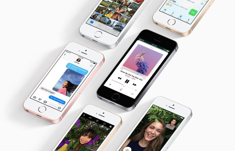 Neues iPhone SE angeblich im August, iPhone-8-Event erst im Oktober