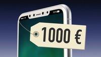 1.000 Euro fürs iPhone 8? Vergiss es, da kauf ich lieber diese 10 Dinge …
