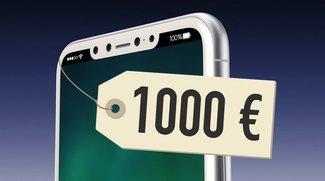 Der Siegeszug der 1.000-Euro-Smartphones beginnt, weil wir das so wollen