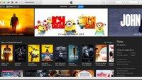 iTunes Store verliert massiv Marktanteile bei Film-Downloads