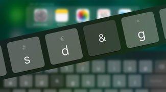 iOS 11 & die Tastatur: Das ist neu für iPhone & iPad