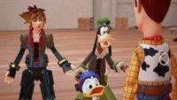 Kingdom Hearts 3: Weniger Disney-Welten als in Teil 2 // Final Fantasy 7 Remake kommt gut voran