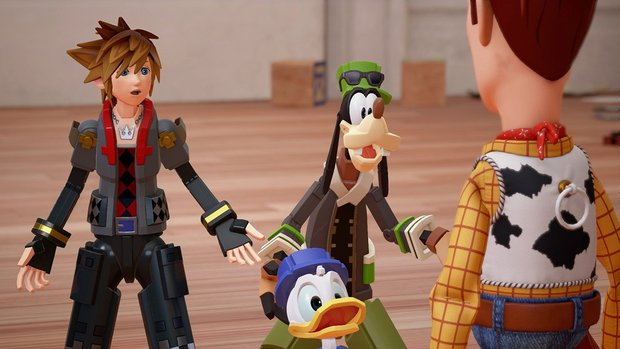 Disney kauft 20th Century Fox: Fans vermuten ein Kingdom Hearts und Simpsons-Crossover