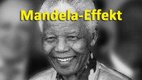 Was ist der Mandela-Effekt? – Alzheimer?