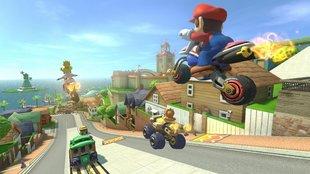 Mario Kart Wii Strecken Freischalten