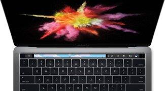 MacBook Pro: Super Mario hüpft auf der Touch Bar