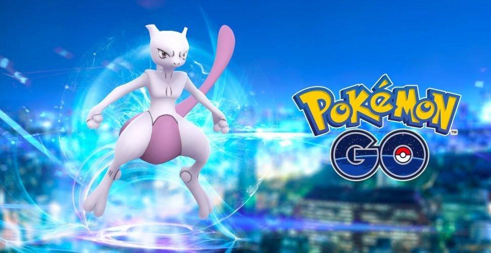 Pokémon GO Mewtu
