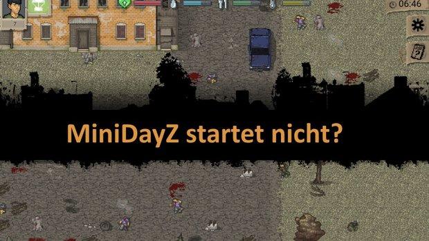 MiniDayZ startet nicht: Probleme und Lösungen für App und Browser-Spiel