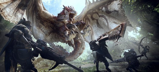 Monster Hunter - World: Alle Waffen in der Übersicht (inkl. Video)