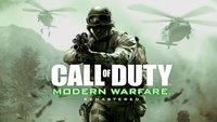 Call of Duty: Modern Warfare Remastered Xbox One Release-Datum geleaked