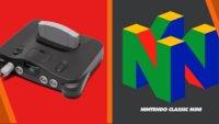 Erste Hinweise auf ein N64 Classic Mini aufgetaucht