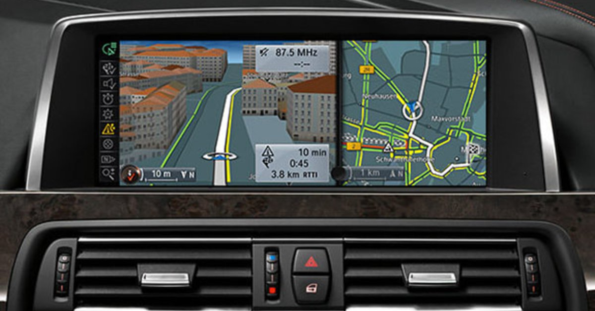 bmw navi update durchf hren so gehts giga. Black Bedroom Furniture Sets. Home Design Ideas