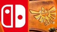So stylish kann die Nintendo Switch transportiert werden