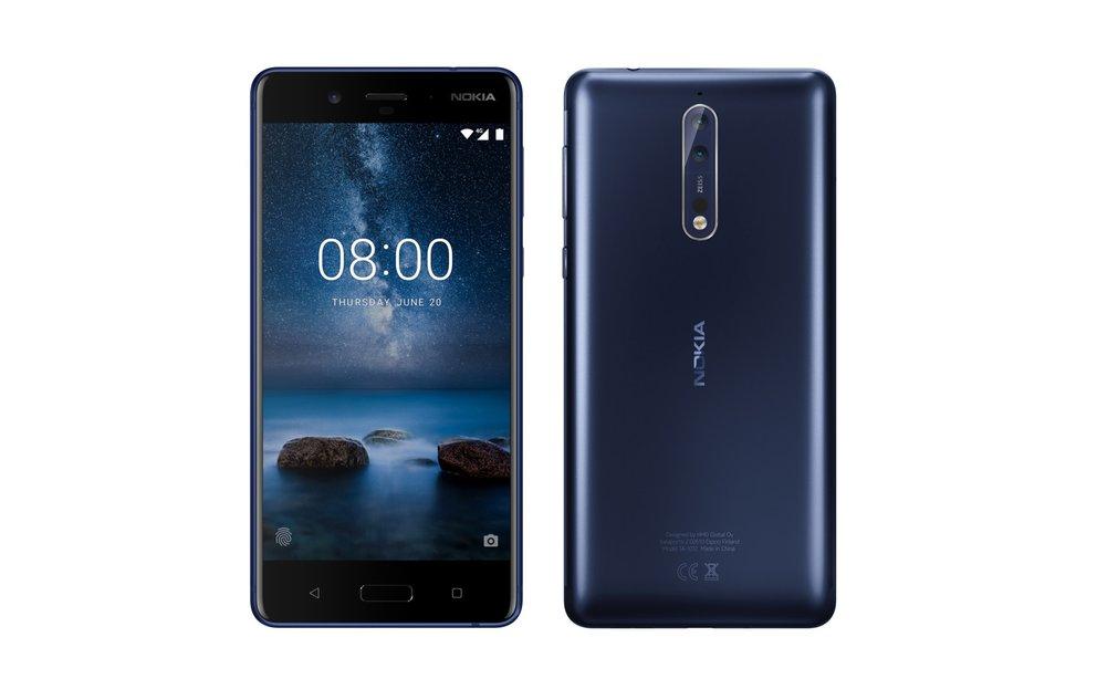 Neue Details zum Nokia 8