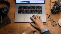 """Trackpad-Add-on """"Nums"""" stattet MacBooks mit Ziffernblock aus"""