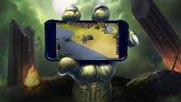 Runescape: 1000 Spieler kämpfen gegen Zombiehorden