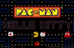 Hello Kitty Loves Pac-Man:...