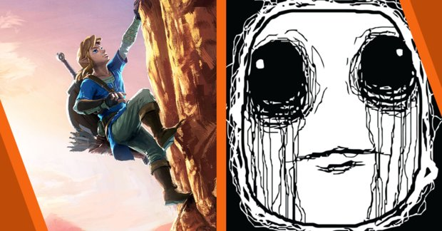 Zelda - Breath of the Wild: Panik bricht bei den NPCs aus