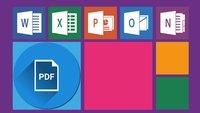 PDF in Word umwandeln – so klappt's