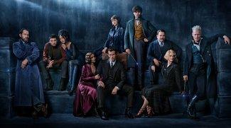 Phantastische Tierwesen 2: Start, Cast und Story des Harry-Potter-Spin-offs