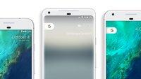 Größenvergleich: Das Pixel 2 XL lässt seine Vorgänger ziemlich alt aussehen