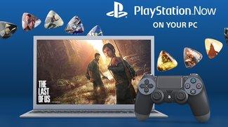 PlayStation Now: Ab sofort auch in Deutschland verfügbar