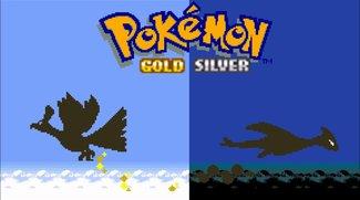 Pokémon Gold und Silber: Ab Freitag für den 3DS erhätlich