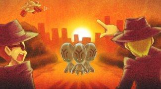 Pokémon: Mysteriöse Alien-Ankündigung