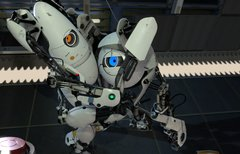 Portal-Speedrun und klassische...