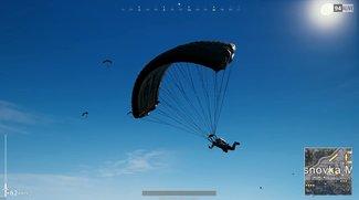 PUBG: Fallschirmsprung - Schneller landen und Tricks für den perfekten Absprung