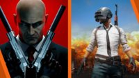 Der Hitman macht Playerunknown's Battlegrounds unsicher