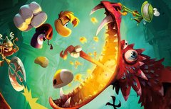 Rayman Legends: Demo und...
