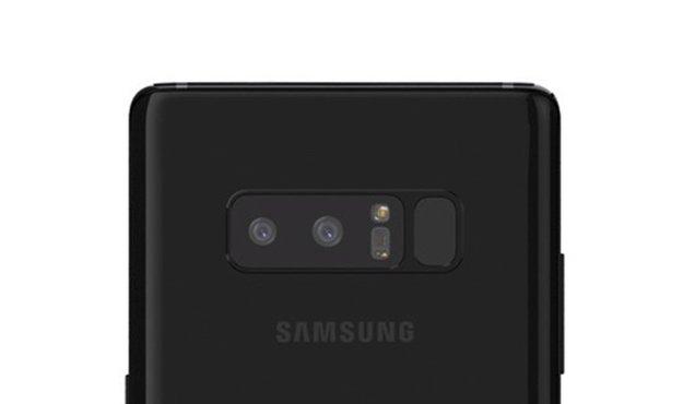 Galaxy Note 8: Samsung verrät die Features der Dual-Kamera – aus Versehen