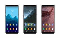 Ist das Samsung Galaxy Note 8...