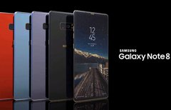Premiere beim Galaxy Note 8:...