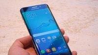 Samsung Galaxy S6 edge Plus: Update auf Android 7.0 Nougat jetzt auch für ungebrandete Geräte