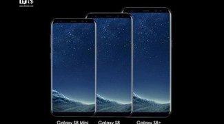 Galaxy S8 Mini: Samsung bezieht Stellung zum kleinen S8