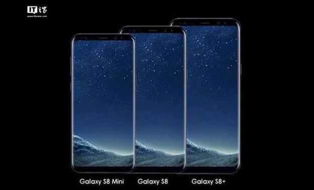 Galaxy S8 Mini: Bringt Samsung ein neues Miniatur-Flaggschiff?