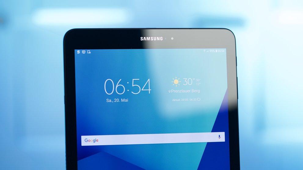 Galaxy Tab S4: So unerwartet sieht Samsungs nächstes Spitzen-Tablet aus