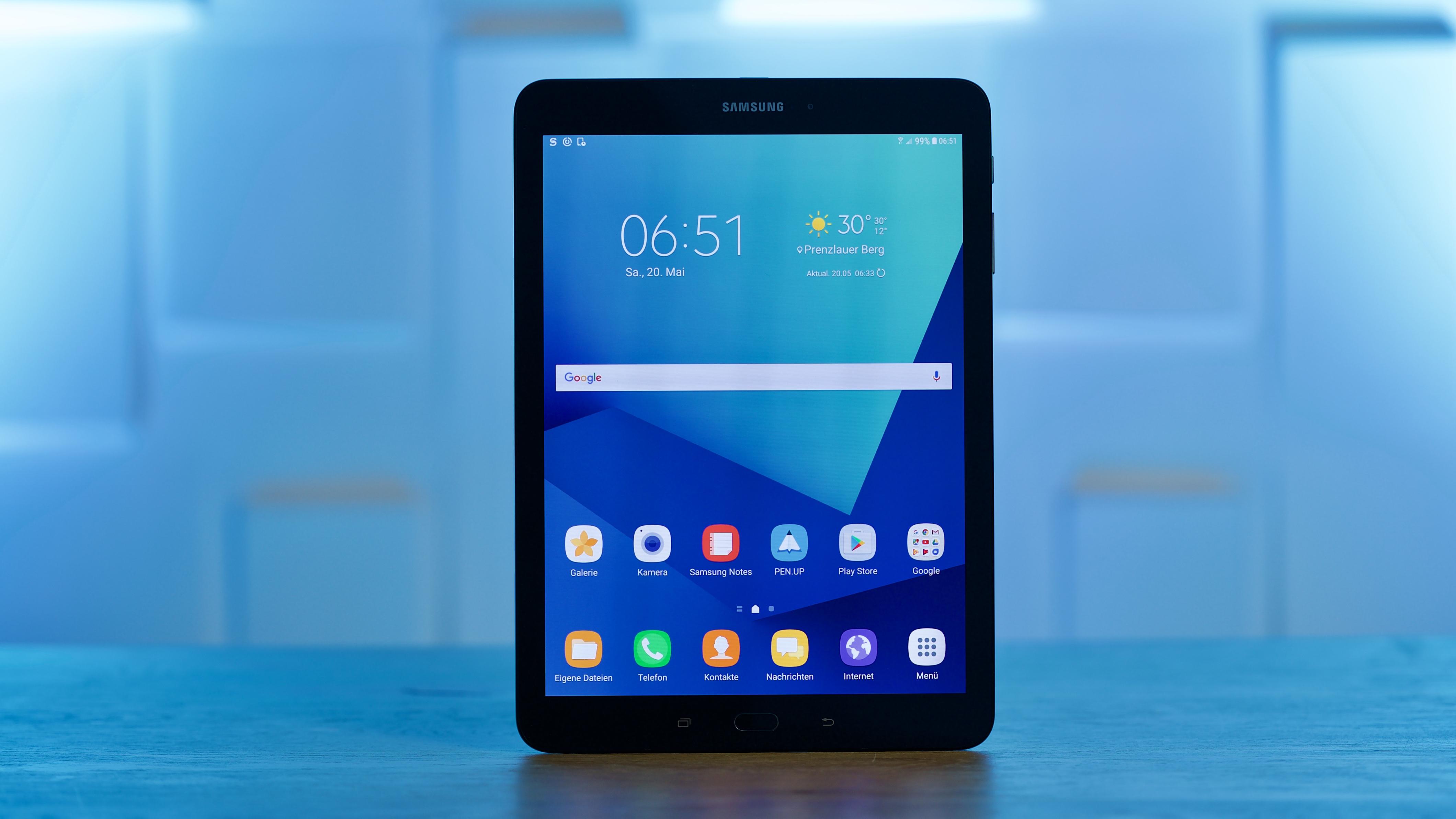 Reset beim Samsung-Tablet machen – so geht's
