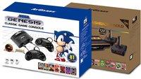 Atari und Sega Genesis: Alle Informationen zu den neuen Retro-Konsolen