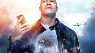 """Siri als Hollywood-Star: Apple veröffentlicht """"Film"""" mit Dwayne """"The Rock"""" Johnson"""